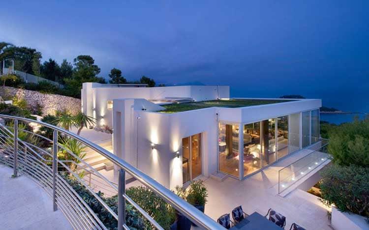Самые красивые частные дома в мире 007