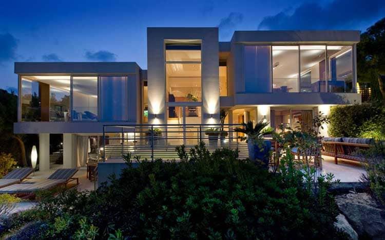 Самые красивые частные дома в мире 008