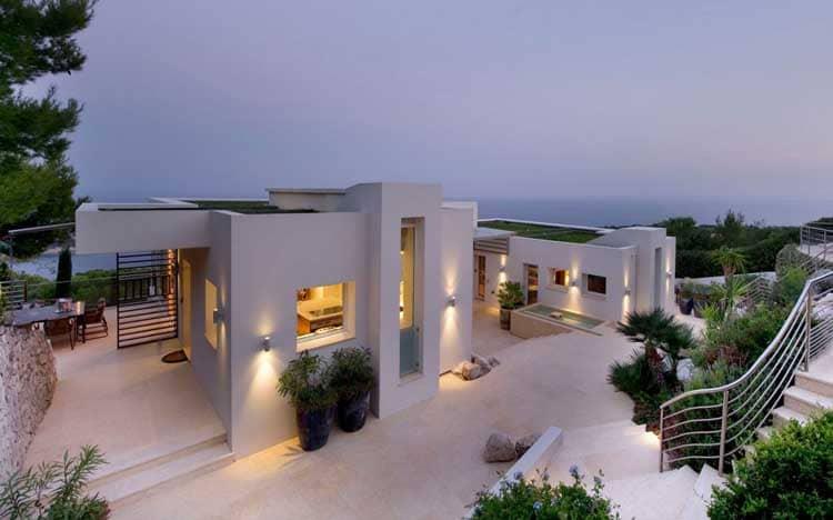 Самые красивые частные дома в мире 009