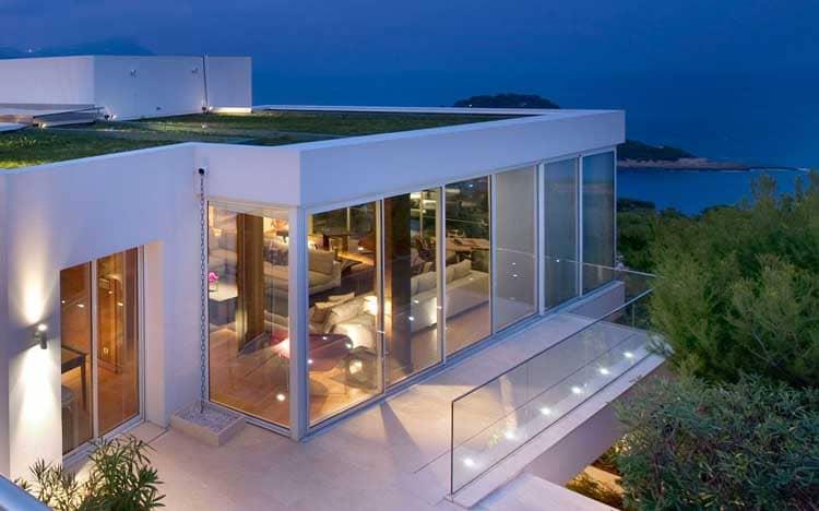 Самые красивые частные дома в мире 010