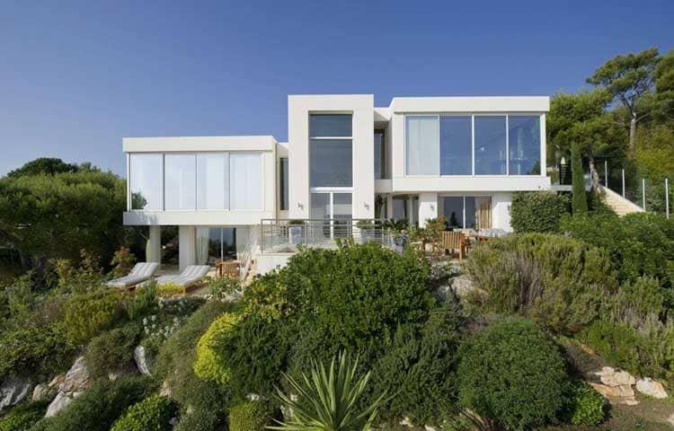Самые красивые частные дома в мире 011