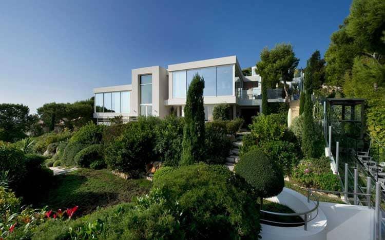 Самые красивые частные дома в мире 012
