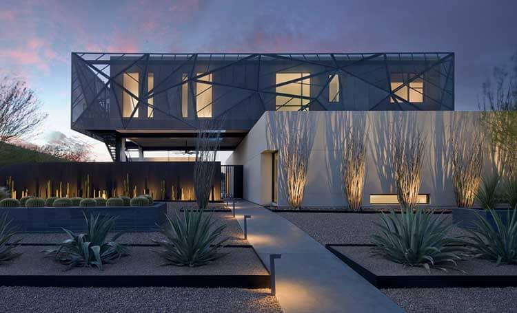 Самые красивые частные дома в мире 016
