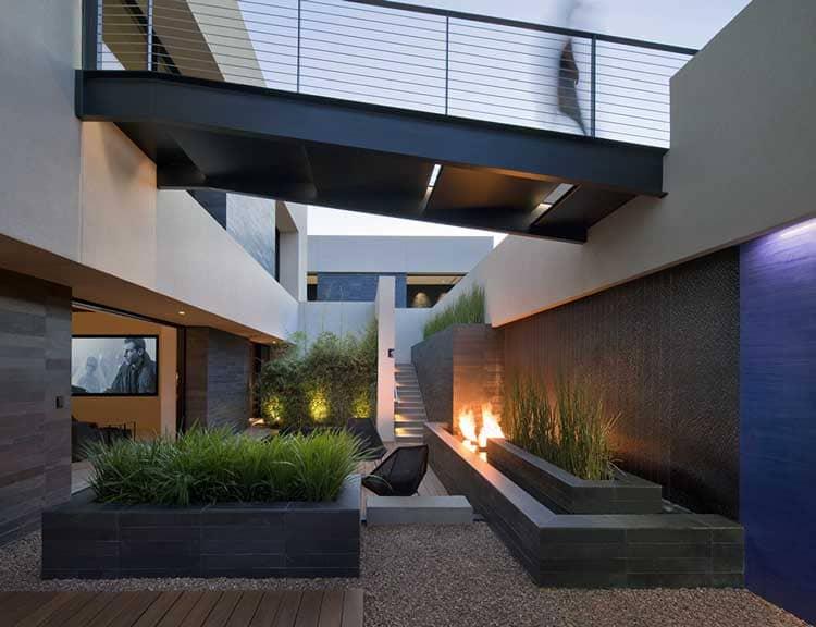 Самые красивые частные дома в мире 025