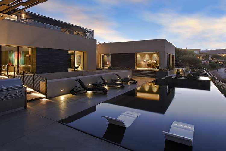 Самые красивые частные дома в мире 027