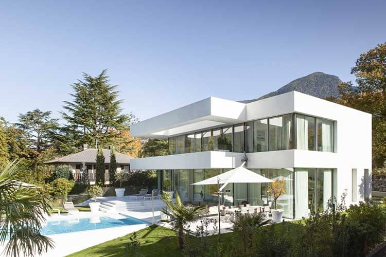 Самые красивые частные дома в мире 030