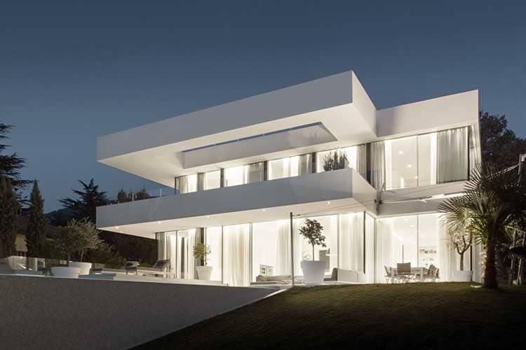 Самые красивые частные дома в мире 032