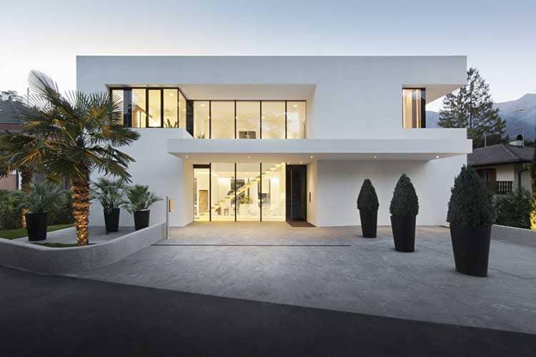 Самые красивые частные дома в мире 033