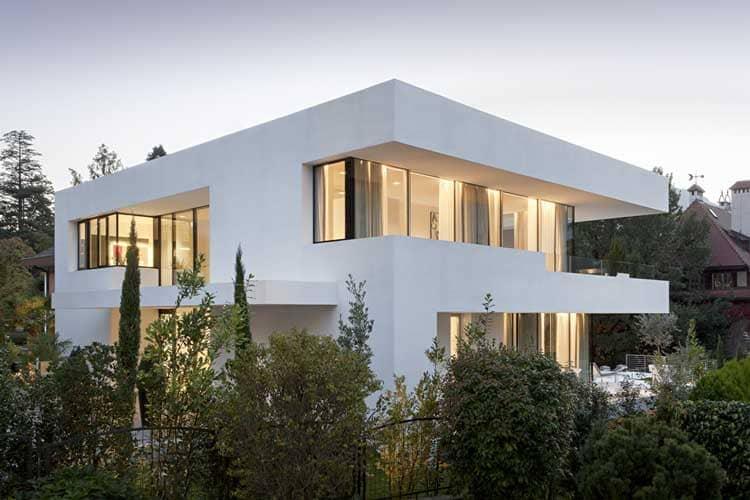Самые красивые частные дома в мире 034