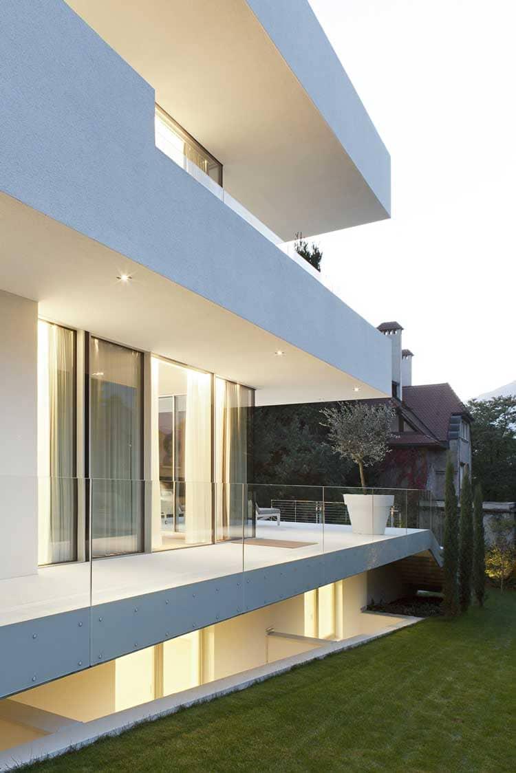 Самые красивые частные дома в мире 035