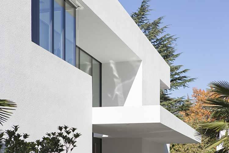 Самые красивые частные дома в мире 036
