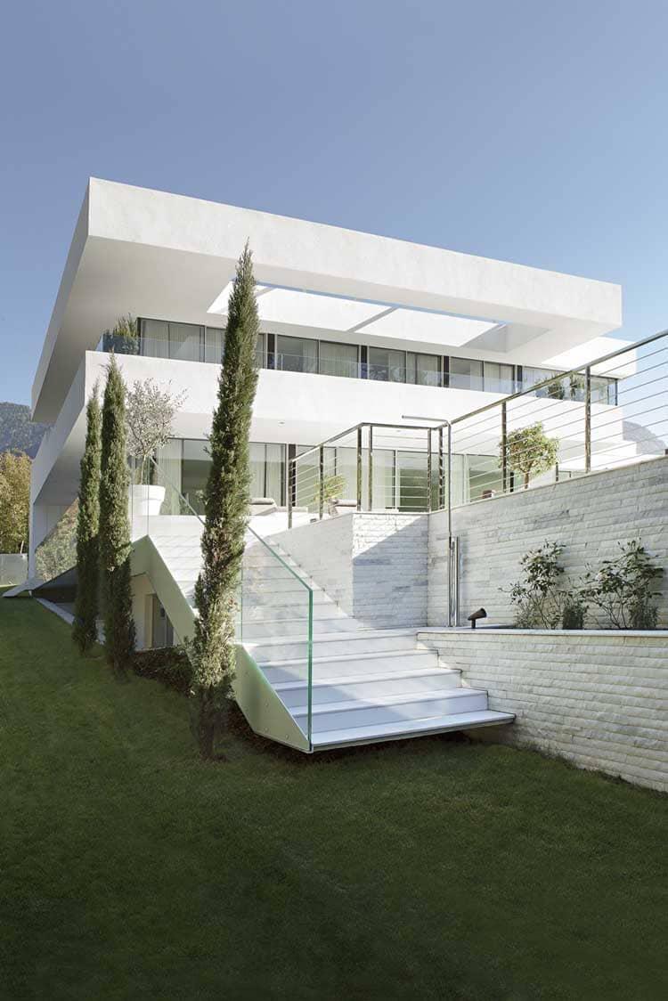 Самые красивые частные дома в мире 037