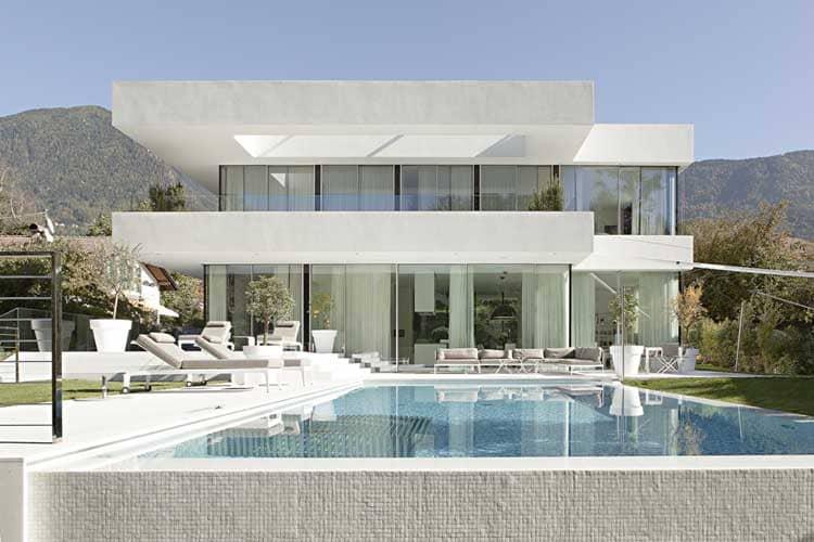 Самые красивые частные дома в мире 040