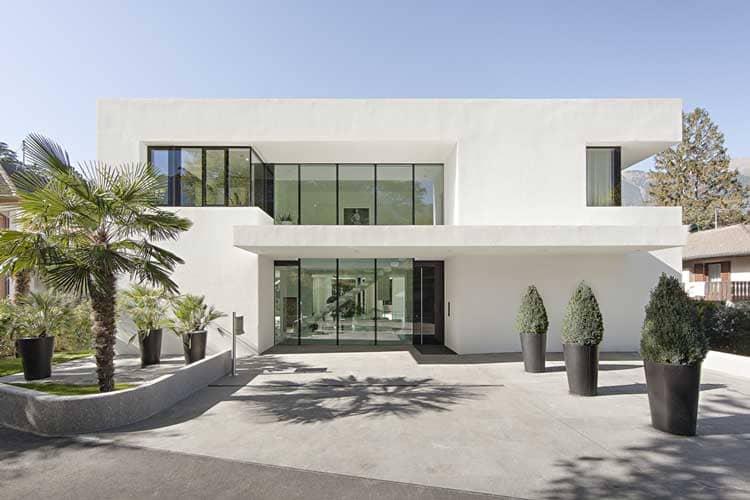 Самые красивые частные дома в мире 041