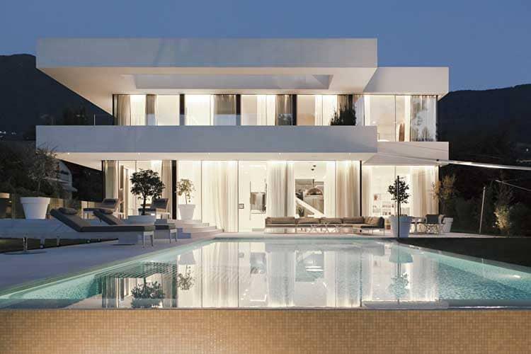 Самые красивые частные дома в мире 043