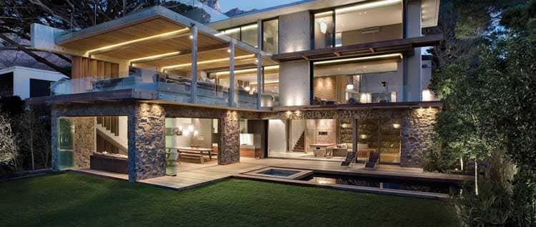 Самые красивые частные дома в мире 044