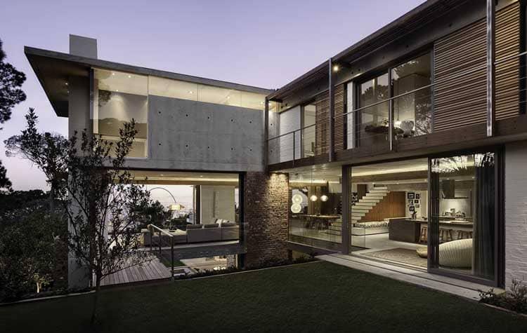 Самые красивые частные дома в мире 045