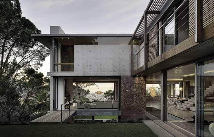 Самые красивые частные дома в мире 046
