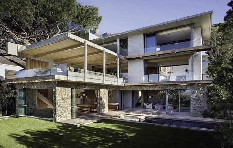 Самые красивые частные дома в мире 049