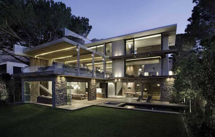 Самые красивые частные дома в мире 050