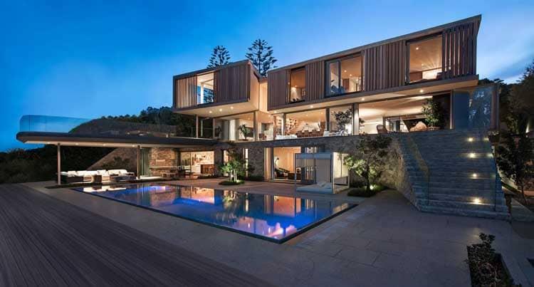 Самые красивые частные дома в мире 052
