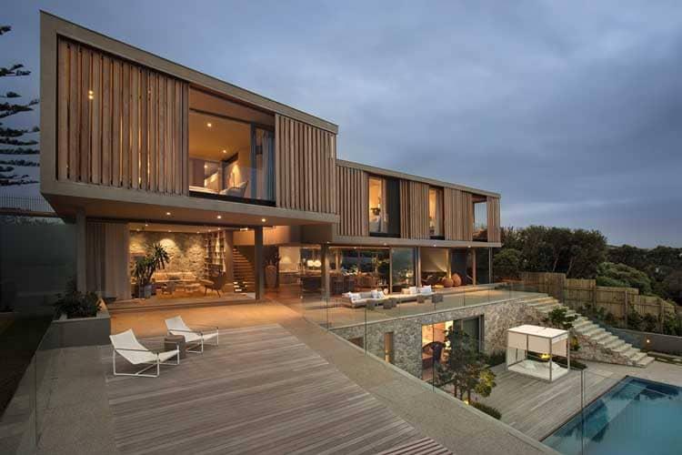 Самые красивые частные дома в мире 054