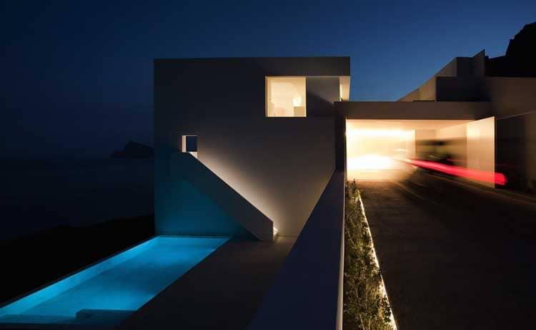 Самые красивые частные дома в мире 076