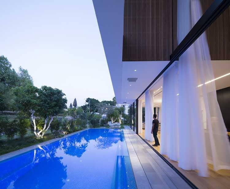 Самые красивые частные дома в мире 077