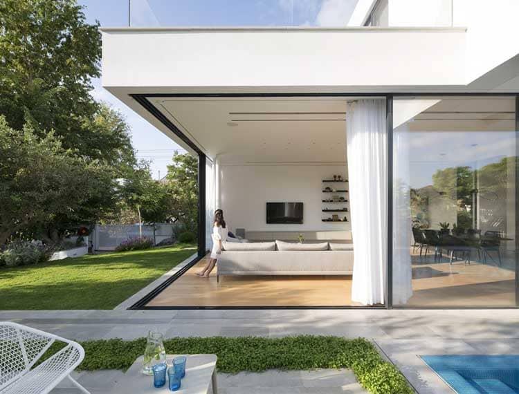 Самые красивые частные дома в мире 081