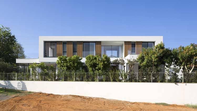 Самые красивые частные дома в мире 086