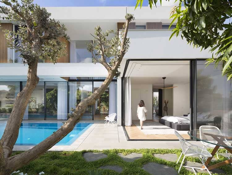 Самые красивые частные дома в мире 089