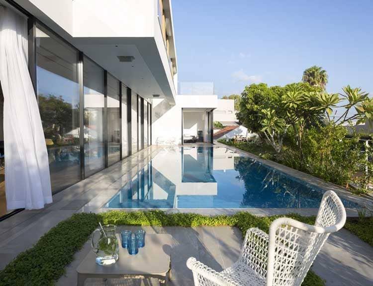 Самые красивые частные дома в мире 090