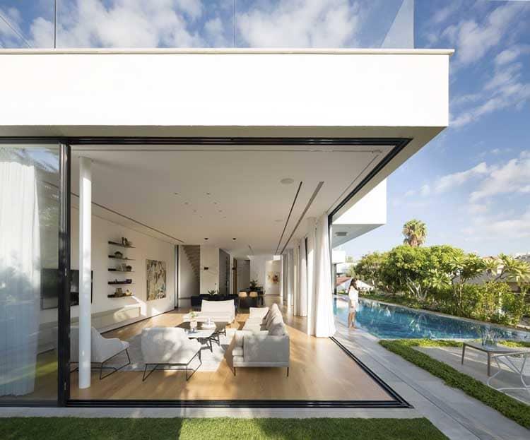 Самые красивые частные дома в мире 091