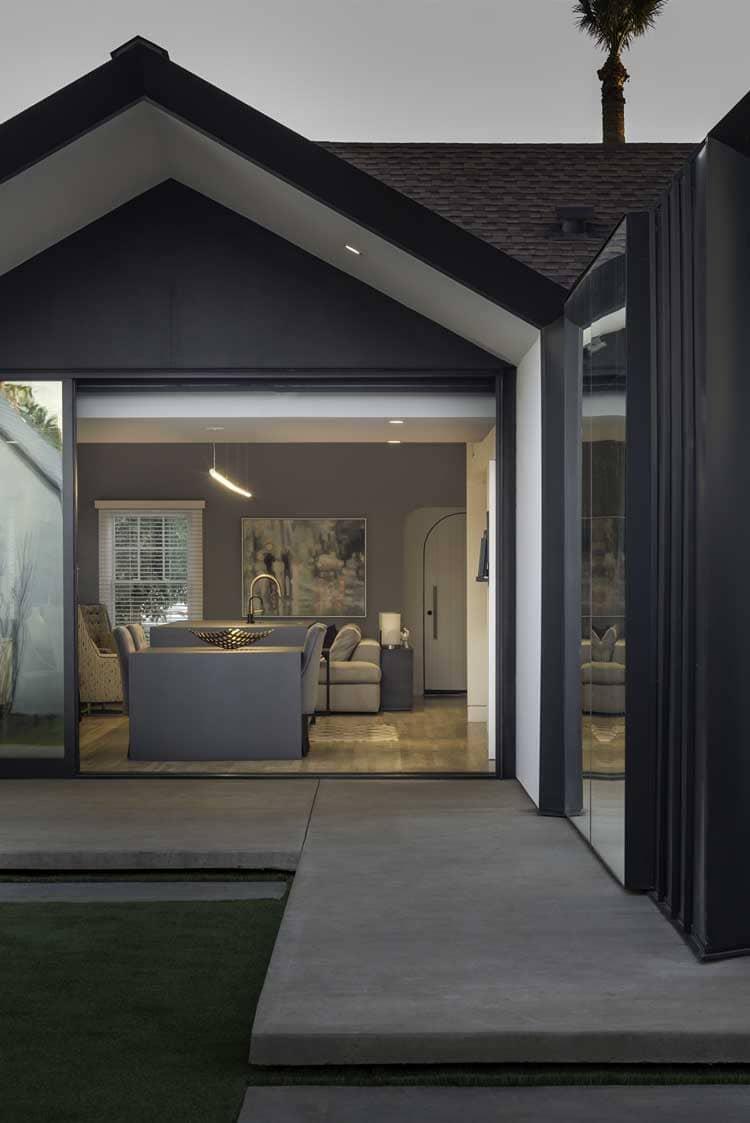 Самые красивые частные дома в мире 098