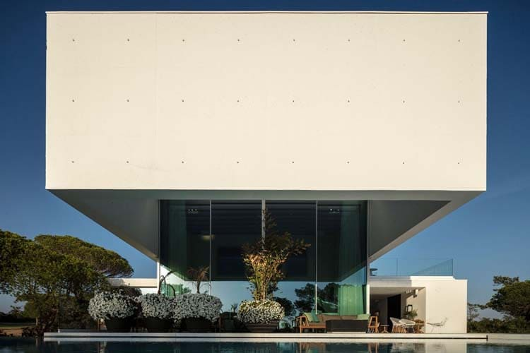 Самые красивые частные дома в мире 110