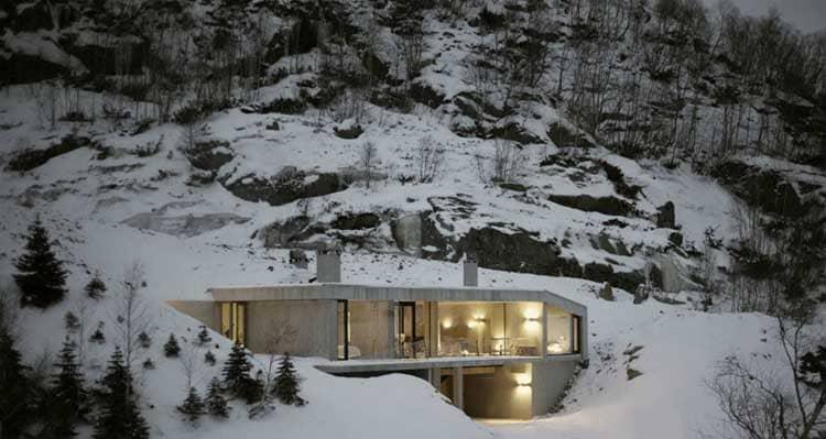 Самые красивые частные дома в мире 124
