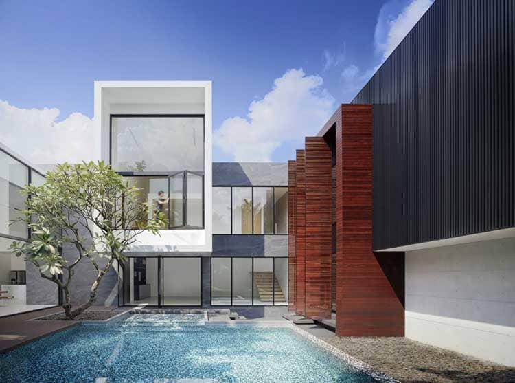 Самые красивые частные дома в мире 125