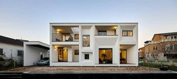 Самые красивые частные дома в мире 136