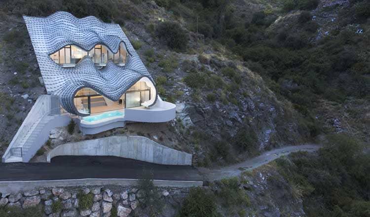 Самые красивые частные дома в мире 158