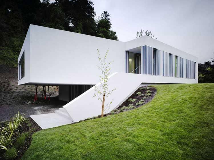 Самые красивые частные дома в мире 164