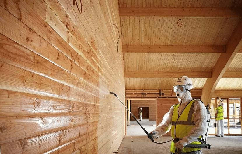 Строительство дома из бруса - виды строительного бруса 08