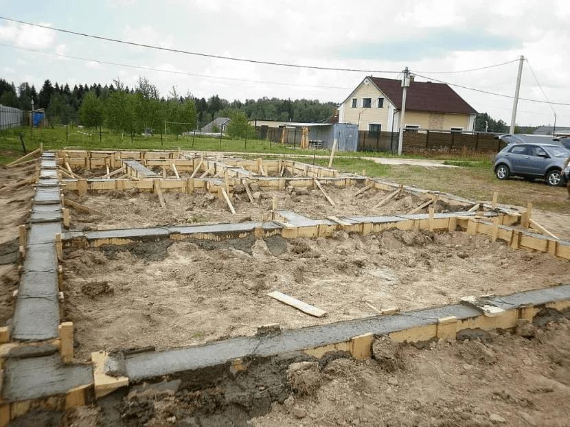 Строительство дома из бруса - виды строительного бруса 11