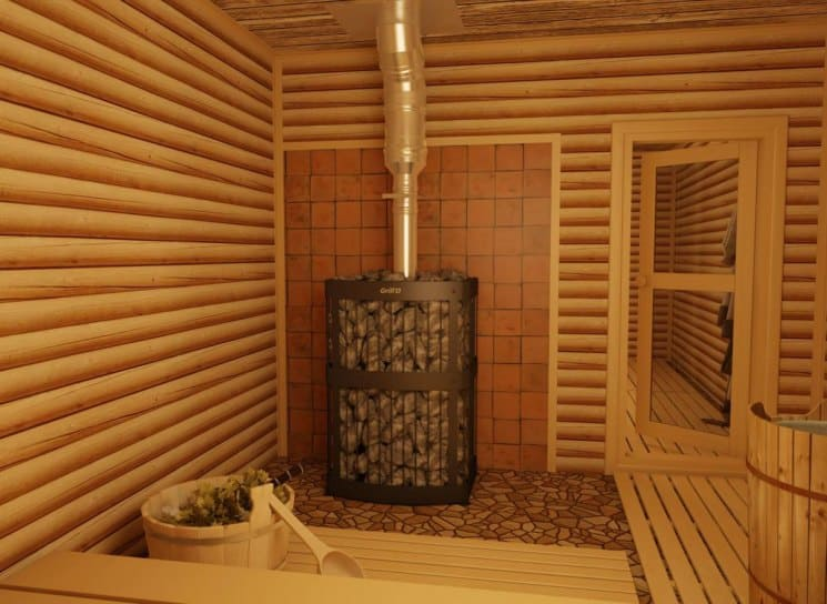 Баня на даче -155 фото лучших вариантов с необычным дизайном 084