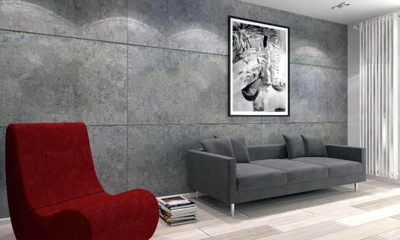 Декоративная штукатурка - лучшие красивые варианты отделки стен в интерьере 019