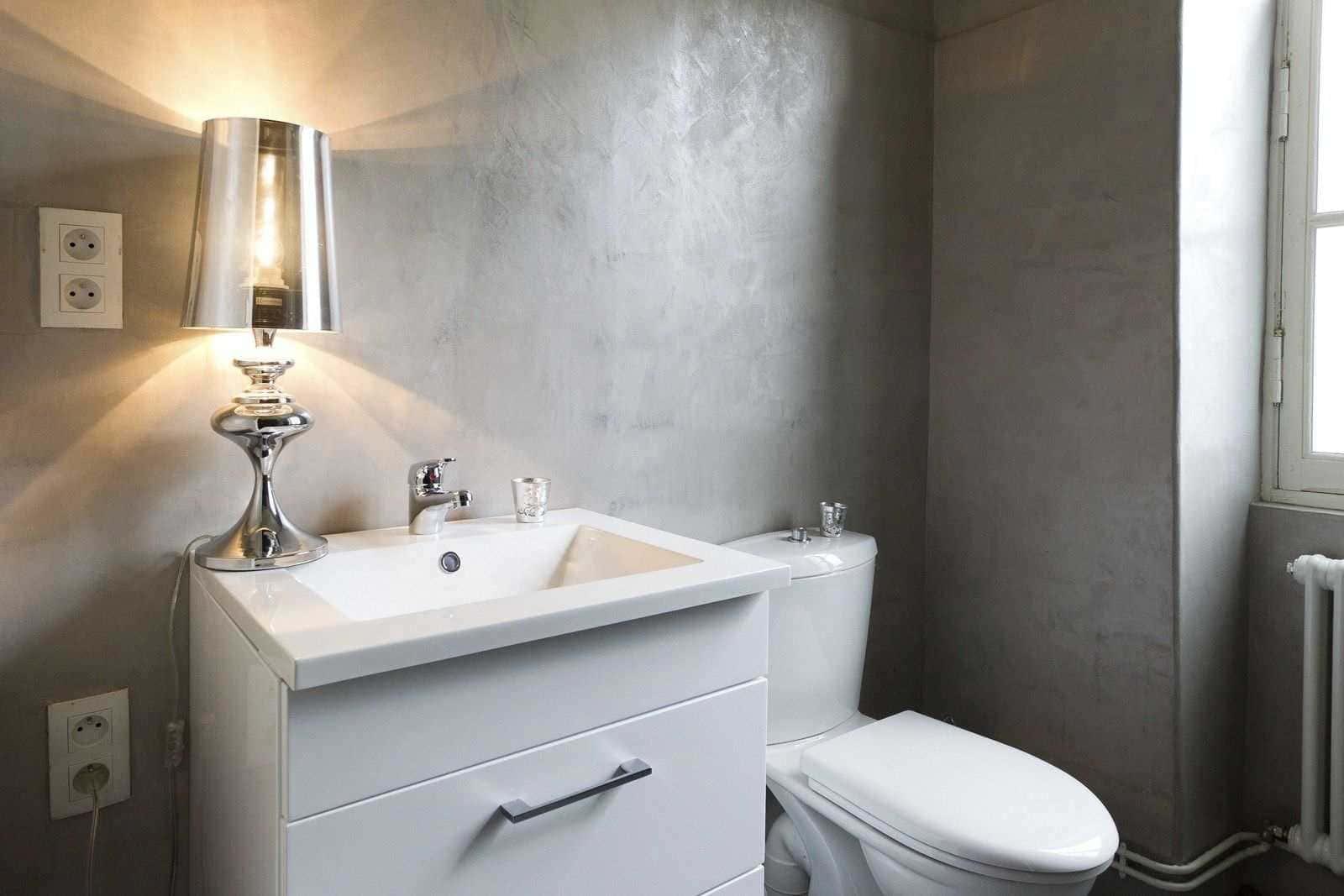 Декоративная штукатурка - лучшие красивые варианты отделки стен в интерьере 021