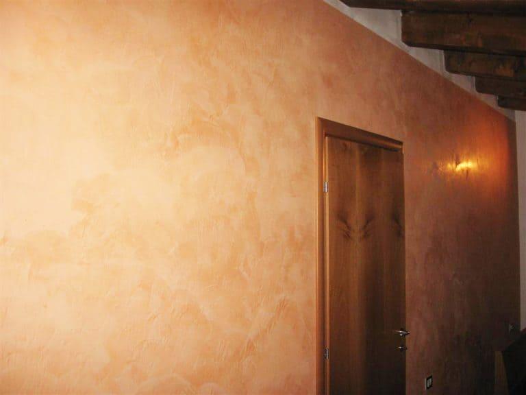 Декоративная штукатурка - лучшие красивые варианты отделки стен в интерьере 028