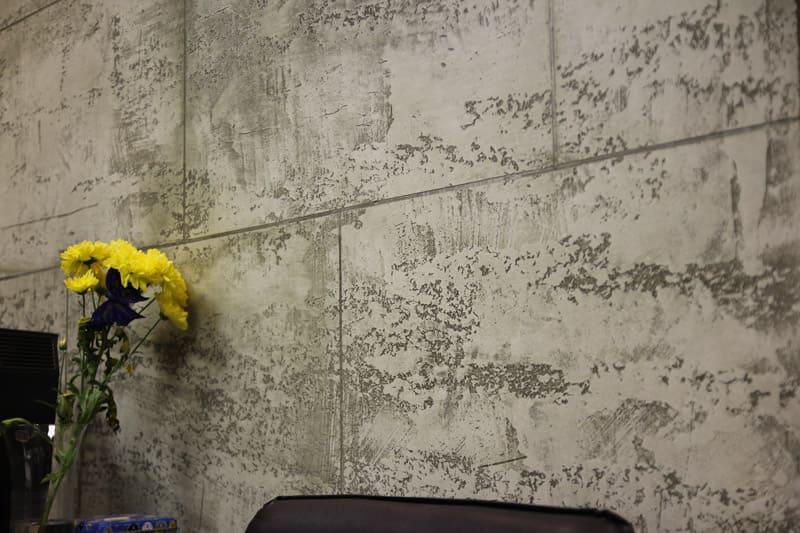 Декоративная штукатурка - лучшие красивые варианты отделки стен в интерьере 030