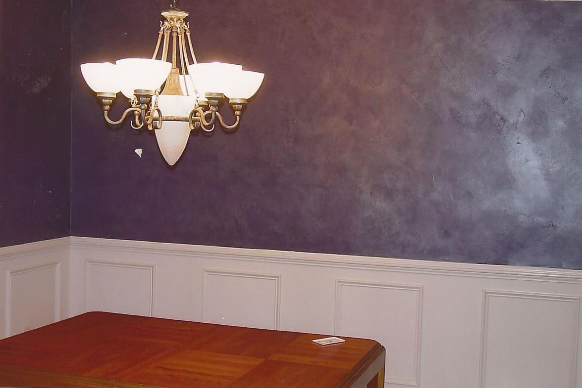 Декоративная штукатурка - лучшие красивые варианты отделки стен в интерьере 051