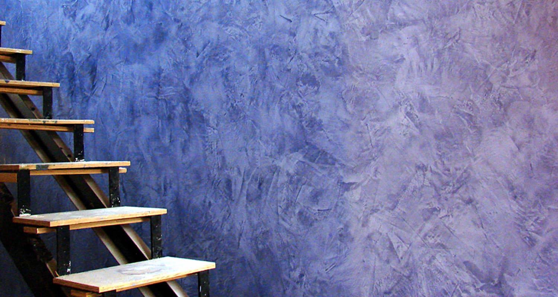Декоративная штукатурка - лучшие красивые варианты отделки стен в интерьере 070