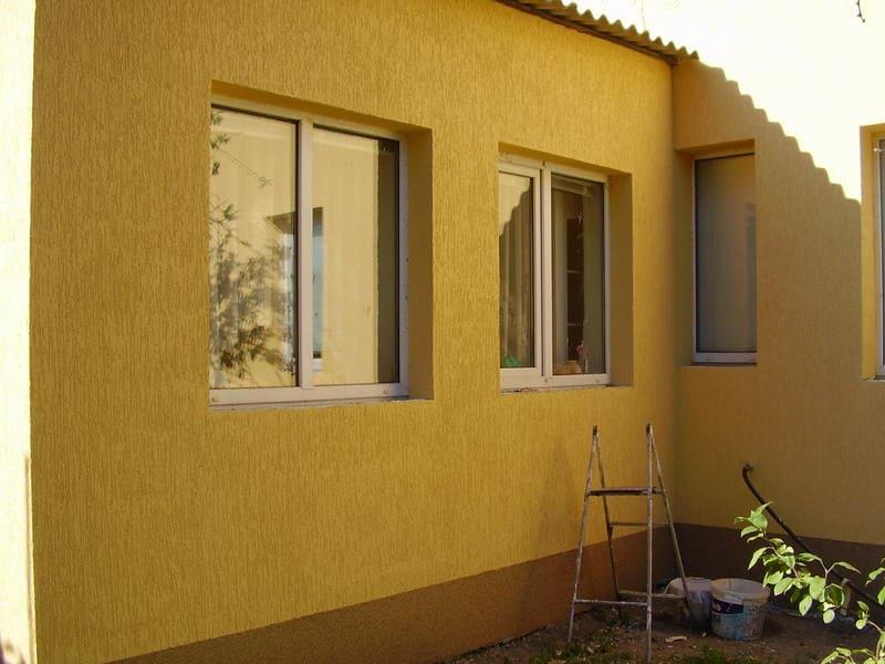 Декоративная штукатурка - лучшие красивые варианты отделки стен в интерьере 074